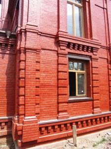 Красивые кирпичные фасады фото