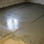 Стяжка из цементно-песчаного раствора