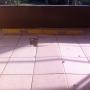 Частичное (местное) отслоение плитки