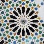Мозаичное покрытие в технике Alicatado. Испания