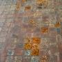 Мозаичный пол в часовне. Westminster Abbey. Англия