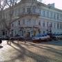 Одесса перекрёсток Итальянской и Ланжероновской улиц